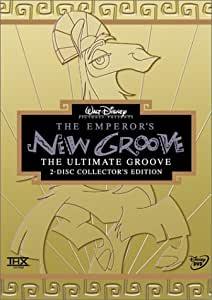 The Emperor's New Groove: The Ultimate Groove (Widescreen)