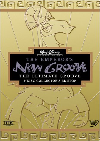 Emperor's New Groove: Ultimate Groove [DVD] [2000] [Region 1] [US Import] [NTSC]