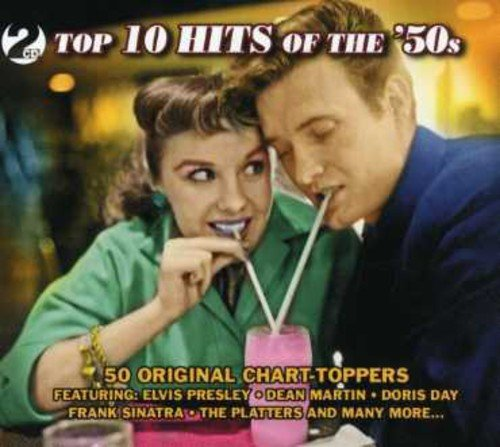 Top 10 Hits of the '50s (Top Ten Hits compare prices)