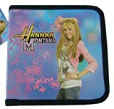 Disney Hannah Montana Pink and Blue CD Wallet