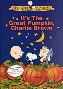 "Cover of ""It's the Great Pumpkin, Charlie..."