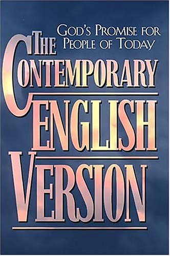 The CEV Text Bible (Contemporary English Version), Thomas Nelson