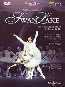 Tchaikovsky: Swan Lake (Teatro Degli Arcimboldi 2004) [DVD] [2010] [NTSC]