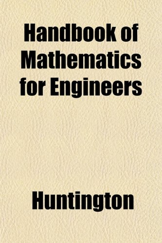 Handbook of Mathematics for Engineers