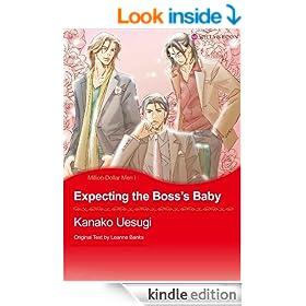 Expecting the Boss's Baby - Million Dollar Men #1 (Mills & Boon comics)