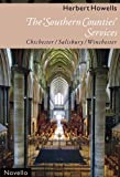 Herbert Howells The Southern Counties Services Chichester Salisbury Winchester Partitions pour SATB Accompagnement Orgue