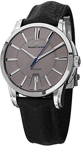 Maurice Lacroix reloj de Hombre de estilo points, ML 115, gris pt6148 - ss001 -230