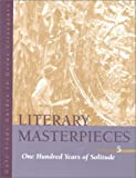 Literary Masterpieces V5 One Hundred Years of Solitude (Gale Study Guides to Great Literature: Literary Masterpieces) (0787639710) by Mellen, Joan