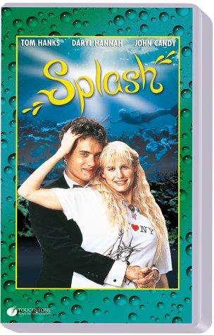 Splash - Jungfrau am Haken [VHS]