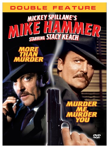 Cover art for  Mike Hammer: More Than Murder / Murder Me, Murder You (Double Feature)
