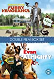 Double: Furry Vengeance / Evan Almighty [DVD]