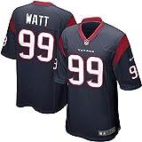 Mens Houston Texans JJ Watt Nike Game Jersey