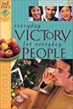 img - for Everyday Victory for Everyday People with CD (Audio) (First Place Bible Study) book / textbook / text book