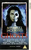 Michael Jackson's Ghosts [VHS]