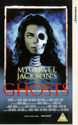 Michael Jackson's Ghosts (VCD) [VHS]
