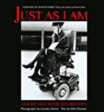 img - for Just As I Am: Americans with Disabilities book / textbook / text book