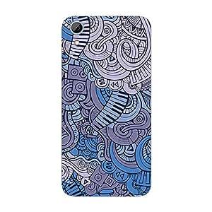 Garmor Designer Silicon Back Cover For HTC Desire-628