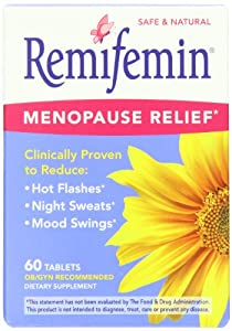 Enzymatic Therapy Remifemin, 60 Tablets