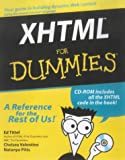 XHTML for Dummies (For Dummies)