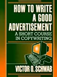 cover of How To Write a Good Advertisement