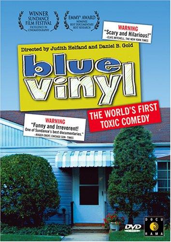 Blue Vinyl DVD