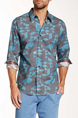 robert-graham-juniors-exclusive-tailored-fit-teal-2xl-long-sleeve-shirt