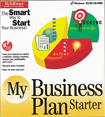 My BusinessPlan Starter