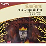 Harry Potter ET LA Coupe De Feu - MP3 CD