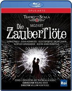 Mozart Die Zauberflote Opus Arte Oabd7099d Blu-ray by Opus Arte