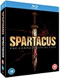 Spartacus: Blood & Sand/Gods Of The Arena [Blu-Ray]