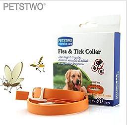 Flea &Tick Pet Collar Anti-flea Anti-mite Anti-lice, the length can be adjusted flea collar
