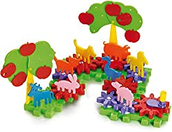 Quercetti Georello Farm Activity Toy