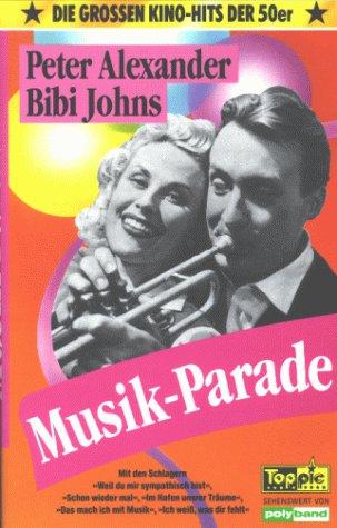 Musik-Parade [VHS]