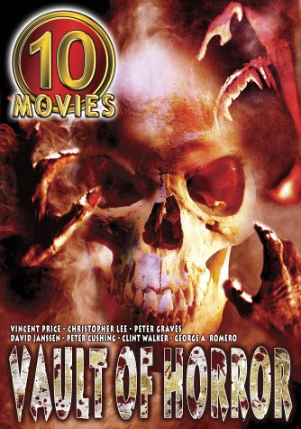 Vault of Horror 10 Movie Pack