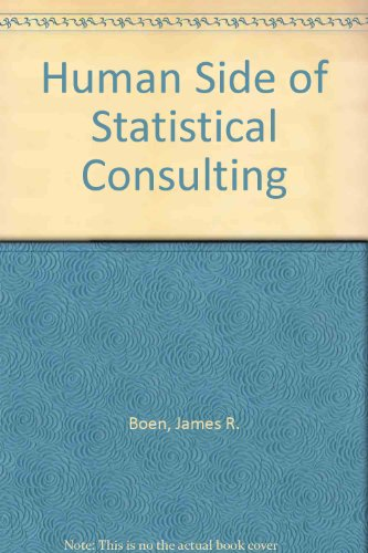 Human Side of Statistical Consulting