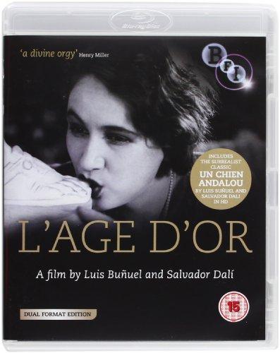 L'Age d'or + Un Chien Andalou [DVD + Blu-ray] [Reino Unido]