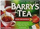 Barry's Tea Irish Breakfast, 80 BG (Pack of 6)