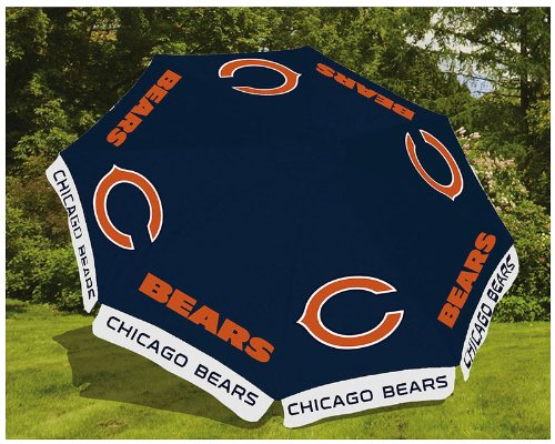 Chicago Bears 9ft Market Umbrella