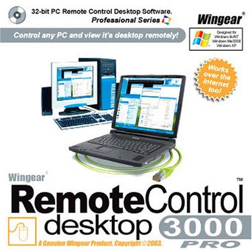 WINGEAR Remote Control Desktop 3000 Pro (Windows)