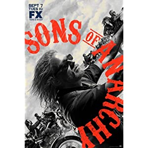 Sons of Anarchy: Season Three on DVD
