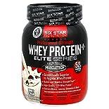 Six Star Elite Series Whey Protein Plus, Professional Strength, Cookies & Cream, 2 lb (885 g)