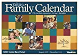 img - for The Thinkbin Family Calendar 2005/2006: The Perfect Organizer For Busy Families book / textbook / text book