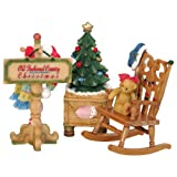 Cherished Teddies - Old Fashioned Country Christmas