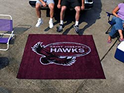 Saint Joseph's Hawks 5'x6' Tailgater Floor Mat (Rug)