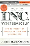 img - for Inc. Yourself: How to Profit By Setting Up Your Own Corporation, Completely Revised 9th Edition book / textbook / text book