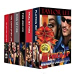 The All Fired Up OMNIBUS Collection: Riveting Romantic Suspense (The All Fired UP Series)