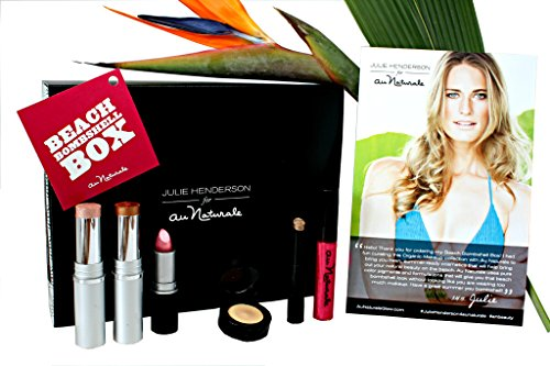 Au Naturale Organic Light Beach Bombshell Box (Flirt Wi compare prices)