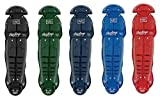 Rawlings 16DCW Adult Double Knee Leg Guards (15 1/2 Inch Length)