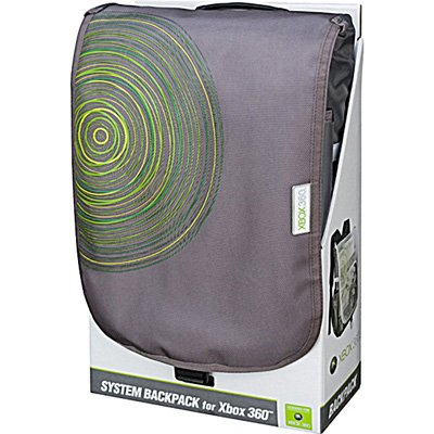 System Backpack for Xbox 360 Gray