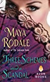Three Schemes and a Scandal: A Novella (Writing Girls Book 1)